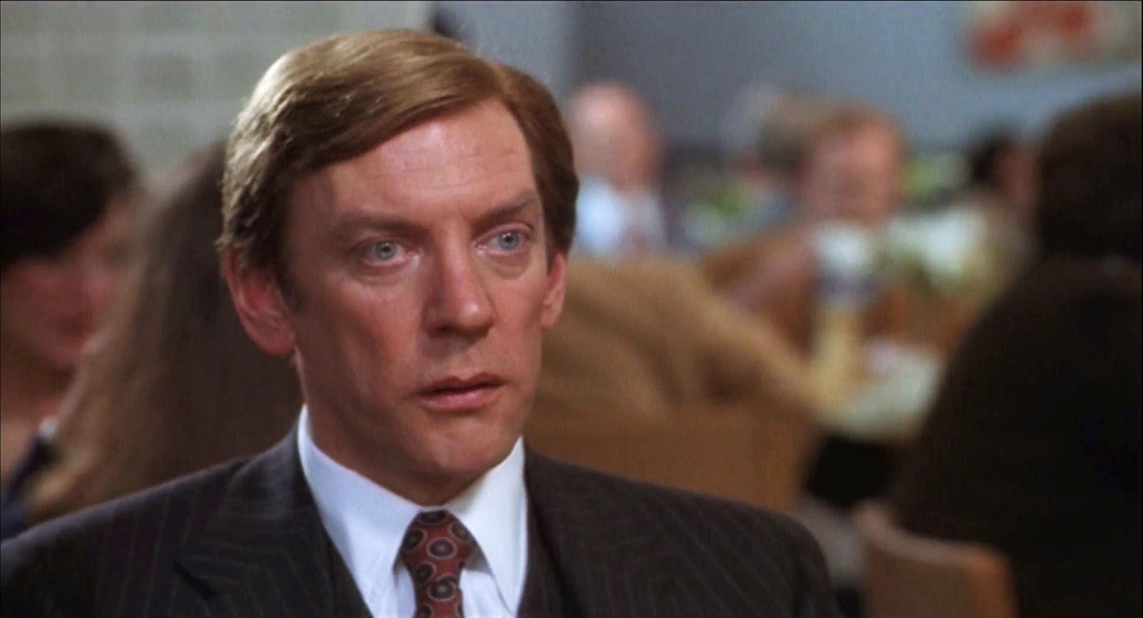 Donald Sutherland As Calvin Jarrett