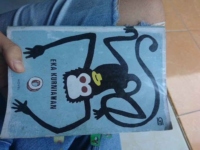 470 Halaman yang Sia-Sia, Resensi Novel O Eka Kurniawan