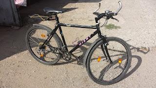 1990s, Giant T-Track, MTB, Renovated, bike