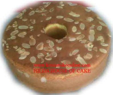 Kue Ontjbijkoek klasik Malang