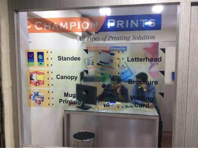 Lowongan Kerja Bagian Finishing Digital Printing di CV Champion Printing (Yogyakarta) (Lulusan SMA/SMK/Setara)