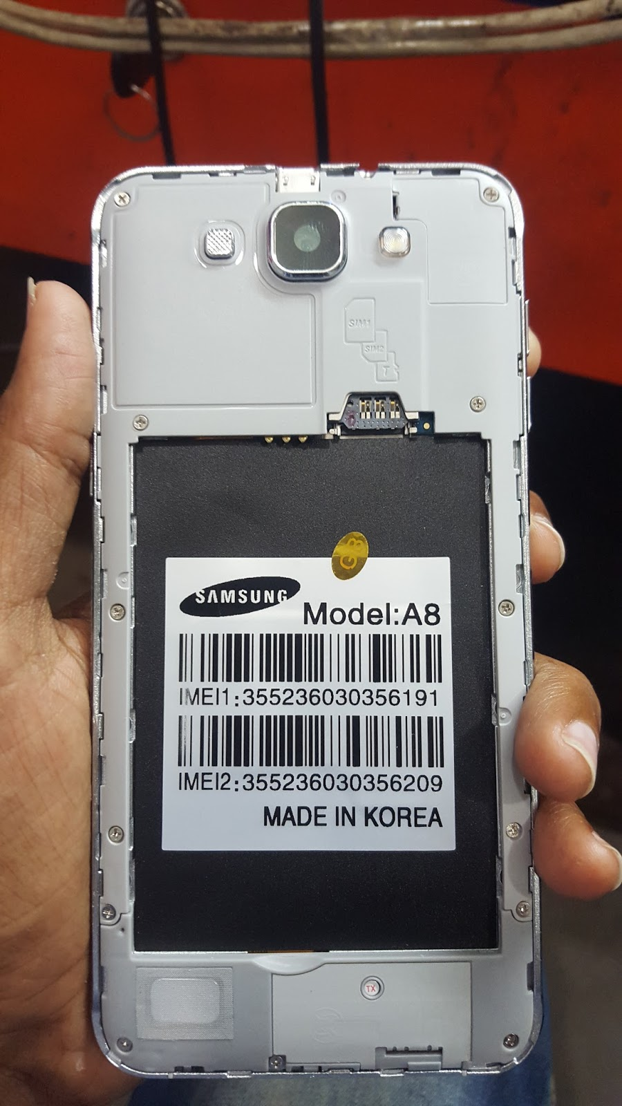 CHINA GSM FIRMWARE: SAMSUNG CLONE A8 FLASH FILE Sam sung