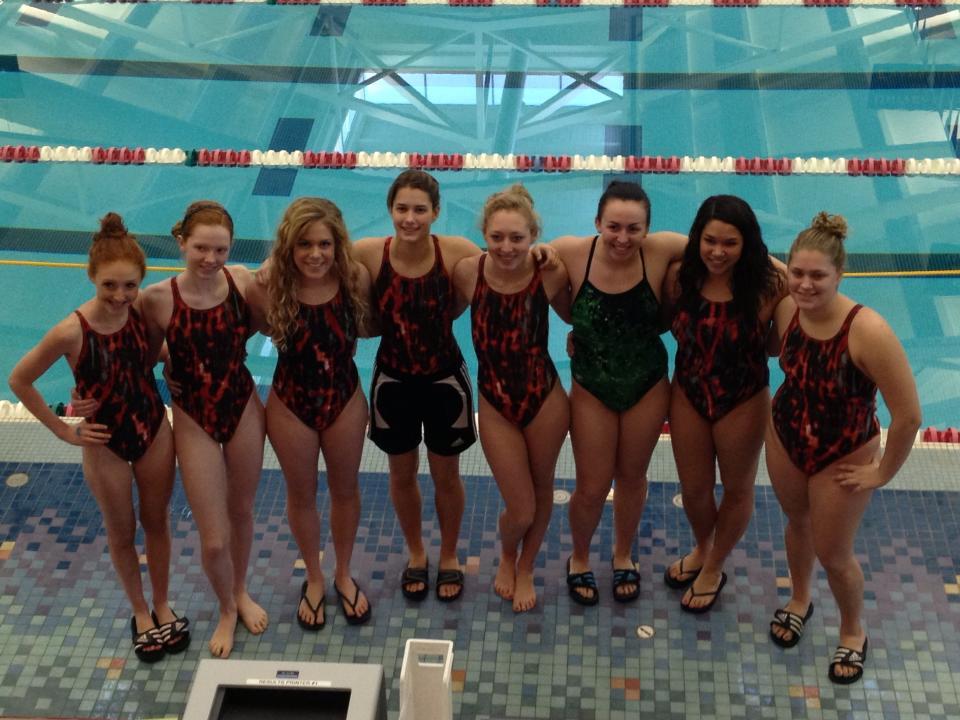 district swim meet high school ohio
