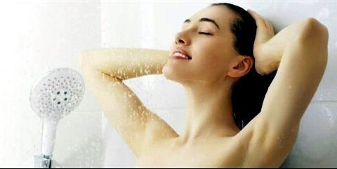 Danger when bathing
