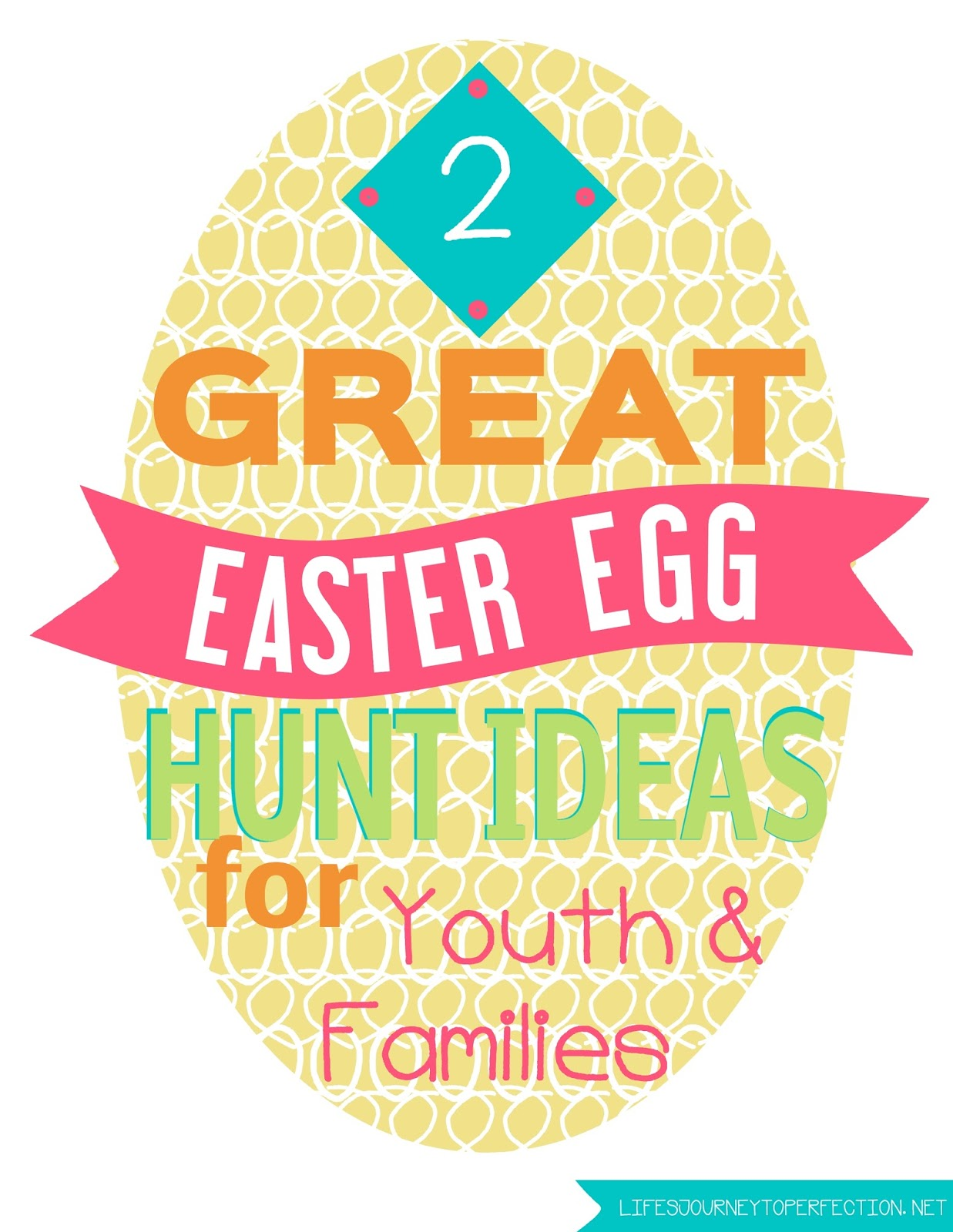 2 Great Easter Hunt Ideas for Youth and Families