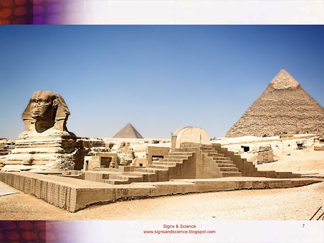 Ancient Egypt ruins image with Sphinx in foreground - Google Images labelled for reuse