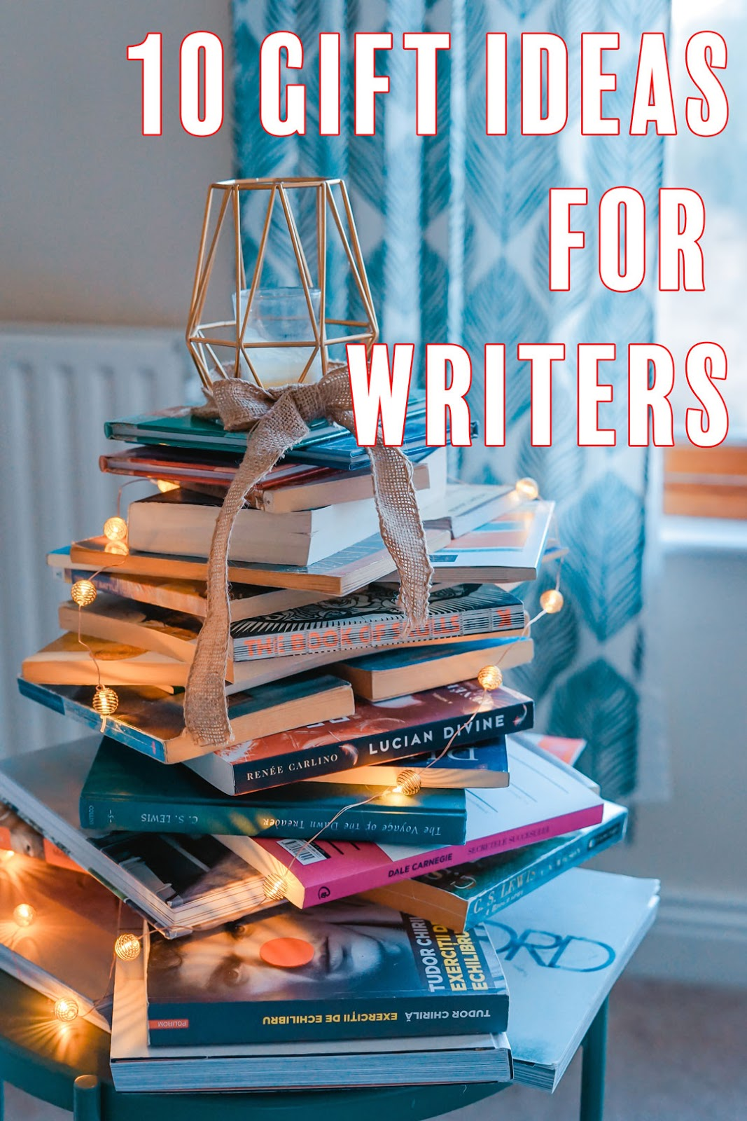 4 Year Boy Bedroom Decorating Ideas: 10 Gift Ideas For Nerdy Writers