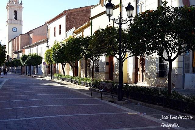 Moncada (Valencia).