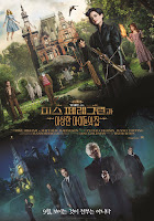miss peregrines home for peculiar children poster