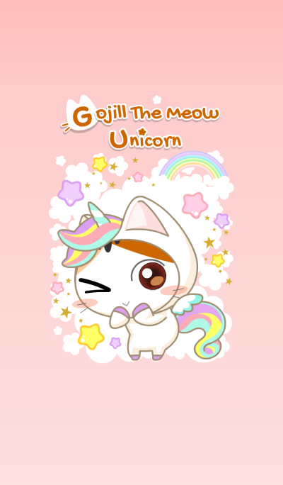 Gojill The Meow Theme Unicorn