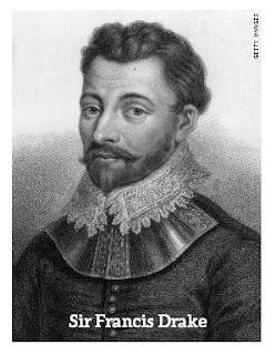 membuktikan bahwa bumi ini bulat,ia berlayar sekitar tahun 1597