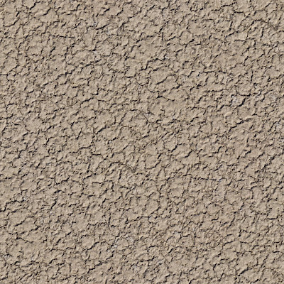 Cracked Soil Sand Ground Texture Seamless