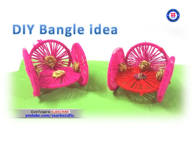 Here is images for old bangles,crafts with old bangles,what do with old bangles,crafts with old bangles projects,best out of waste from old bangles,how to make old bangles basket,old bangles turned in to beautiful silk thread bangles,how to make old bangle sofa set,old bangles pen stand,old bangles and wool wall decoration idea,how to make old-bangles-bicycle-show-piece