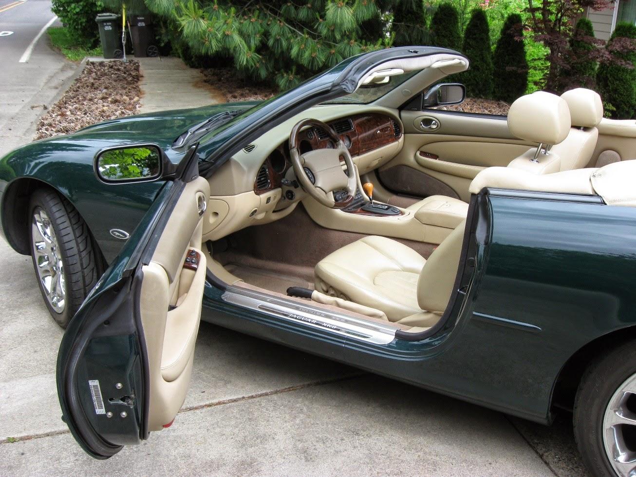 Jaguar Xk8 Throttle Hoses