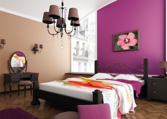 Couleur Pour Une Chambre What Wall Color For The Bedroom? - 26 Matching Ideas
