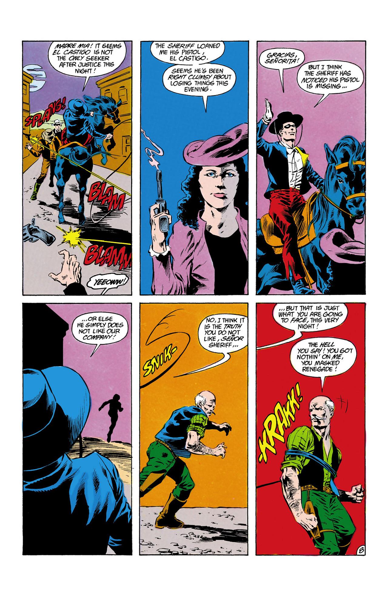 Read online Secret Origins (1986) comic -  Issue #13 - 29