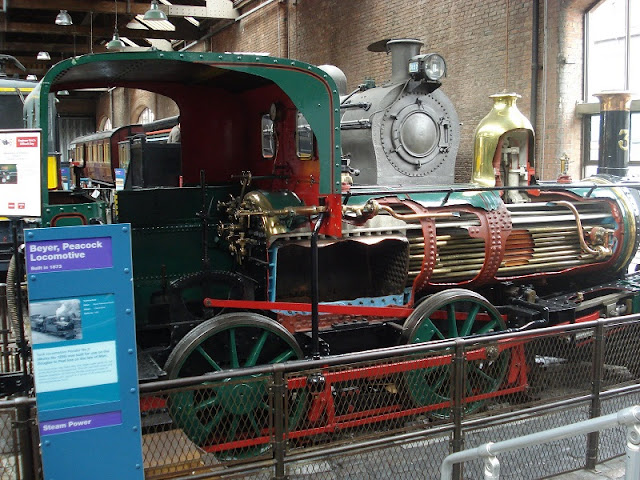 Museu Ciência e Indústria em Manchester