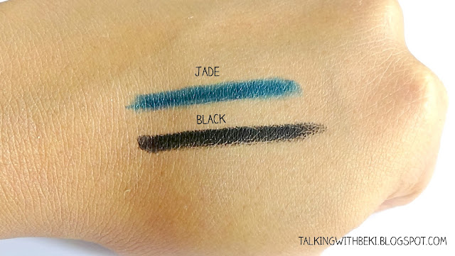 Revlon Colorstay Eyeliner Swatches