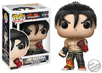 Toy Fair 2017 Funko Tekken Pops