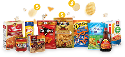 Pepsico Coupons- Monthly Printable Coupons for Snacks