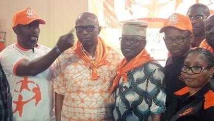 Photos: Gov Mimiko celebrates birthday in Akure