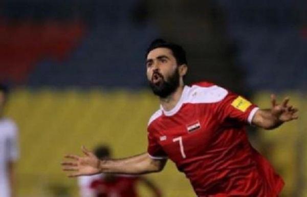منتخب سورية لكرة القدم يتغلب على نظيره اليمني وديا بهدف مقابل لا شيء