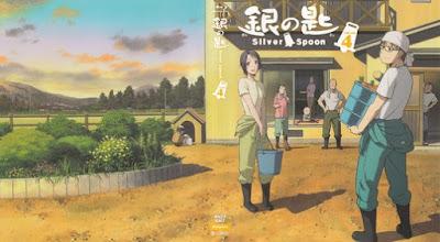 rekomendasi anime :gin no saiji(silver spoon)