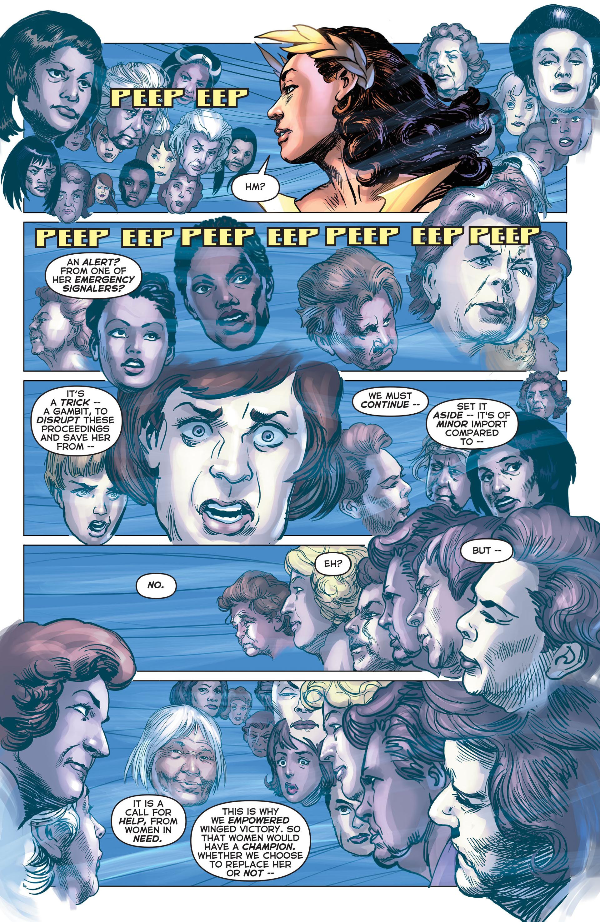 Read online Astro City comic -  Issue #10 - 11