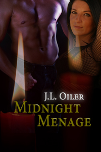 Midnight Ménage by J.L. Oiler