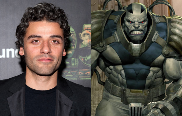 Oscar Isaac Nabs Villain Role in 'X-Men: Apocalypse'