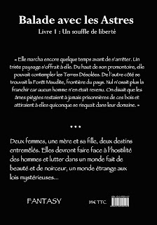 Fantasy française - Roman de Jeanne Sélène