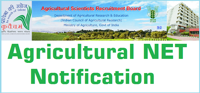 Agricultural NET,Online application form,Results