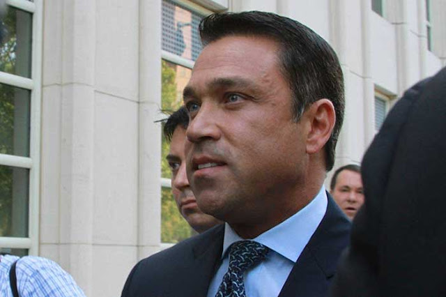 Former Rep. Michael Grimm's Staten Island property seized for late restitution payments from tax fraud case