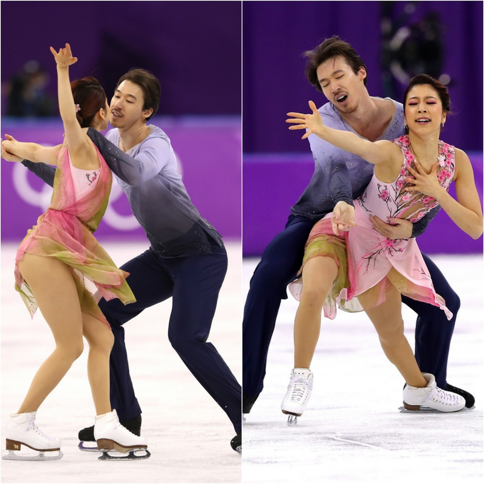 Christmas Ice Skating Costumes.Ice Style 2018 Winter Olympics Figure Skating Costumes