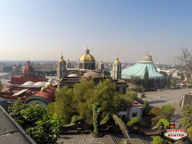Dia 5: Cidade do México (México) - Santuário de Nossa Senhora de Guadalupe