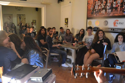 ΝΕΑ ΑΚΡΟΠΟΛΗ: Μουσικός διαγωνισμός στο Ηράκλειο Κρήτης