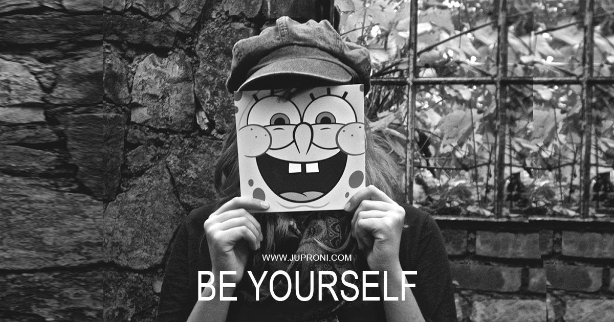 kata kata bijak jadilah diri sendiri quotes