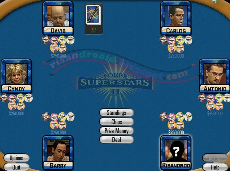 RisanDrooid: Download Game Poker Super Stars II Offline ...