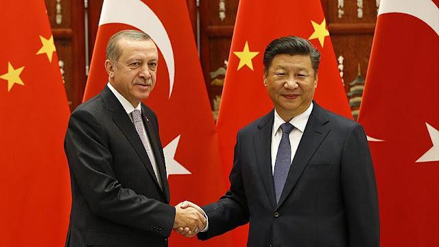 Kerjasama Erdogan dan Xi Jinping