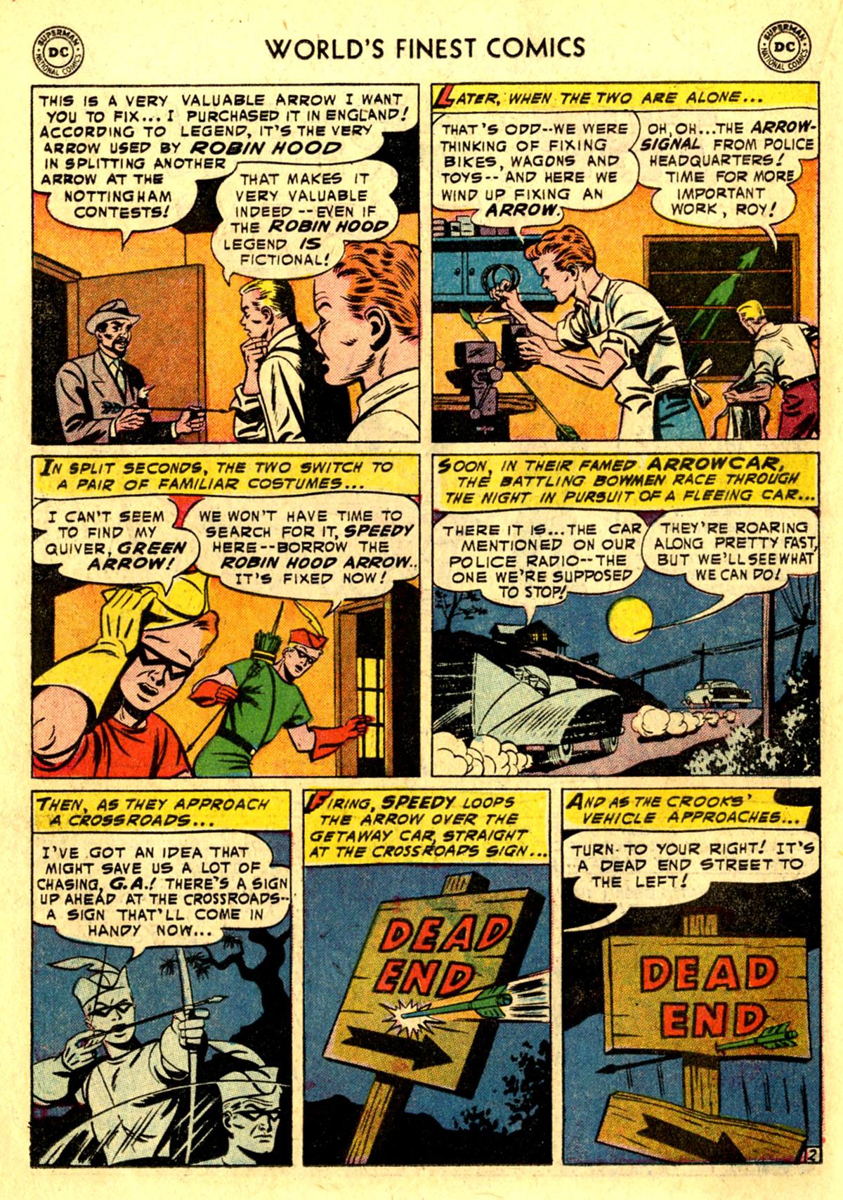 Read online World's Finest Comics comic -  Issue #75 - 18