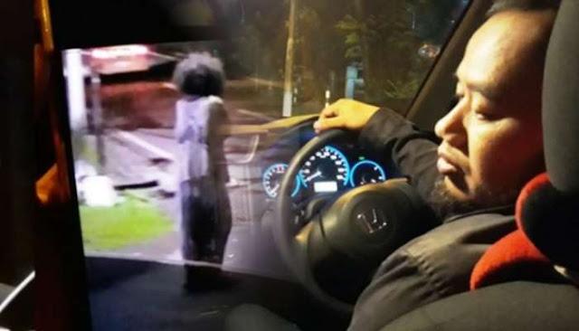 Dapat Order Malam, Driver Ojek ini Ngaku Dihadang Kuntilanak Dijalan Bekas Kecelakaan
