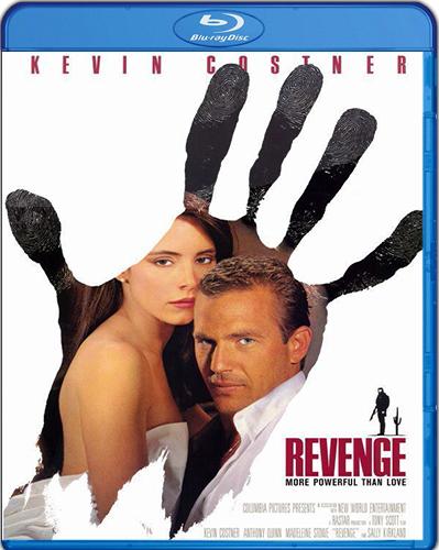 Revenge [1990] [BD25] [Español]