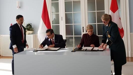 Indonesia Sudah Bisa Lacak Hingga Rampas Aset Hasil Kejahatan yang Disimpan di Swiss