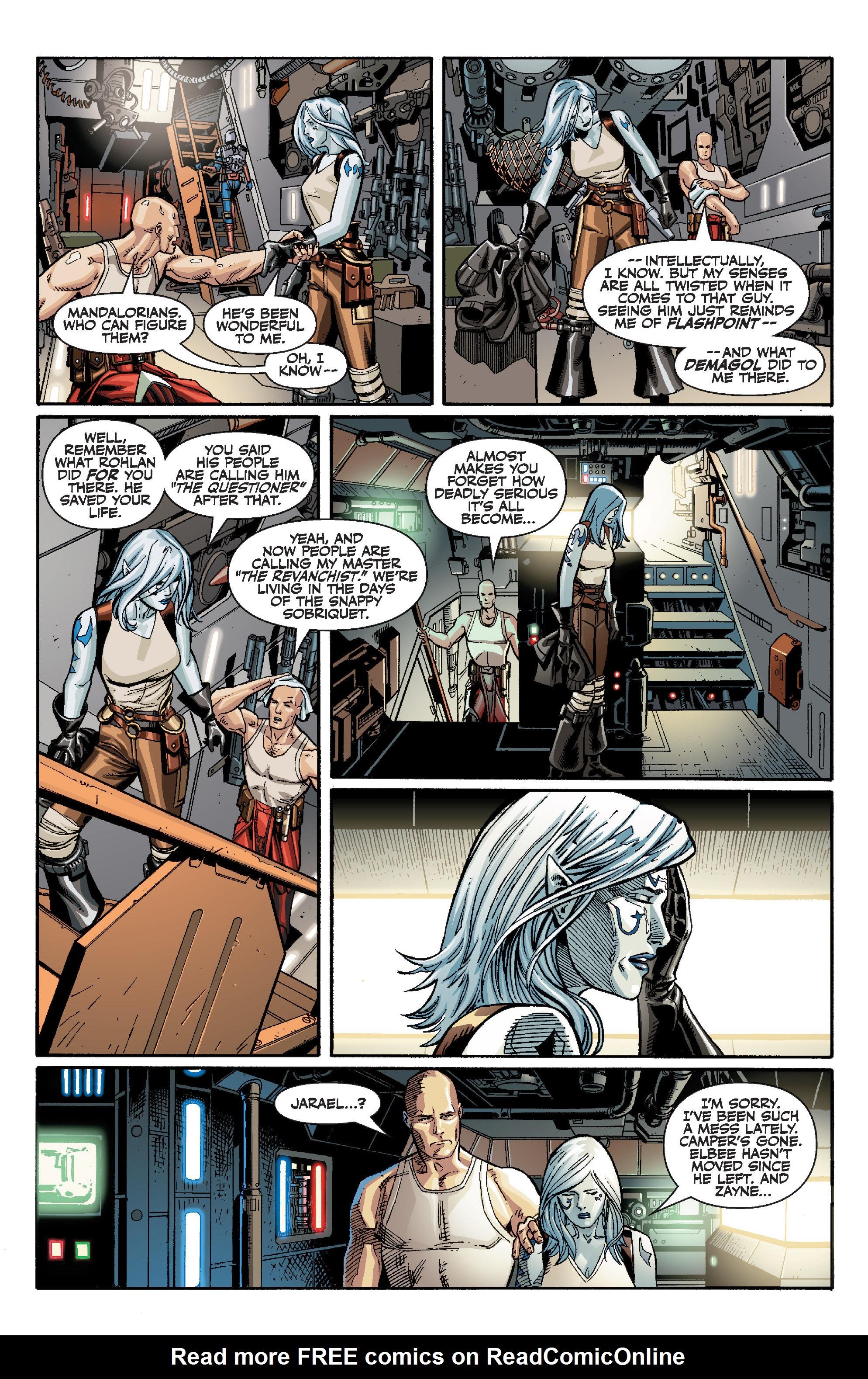 Read online Star Wars Omnibus comic -  Issue # Vol. 32 - 115