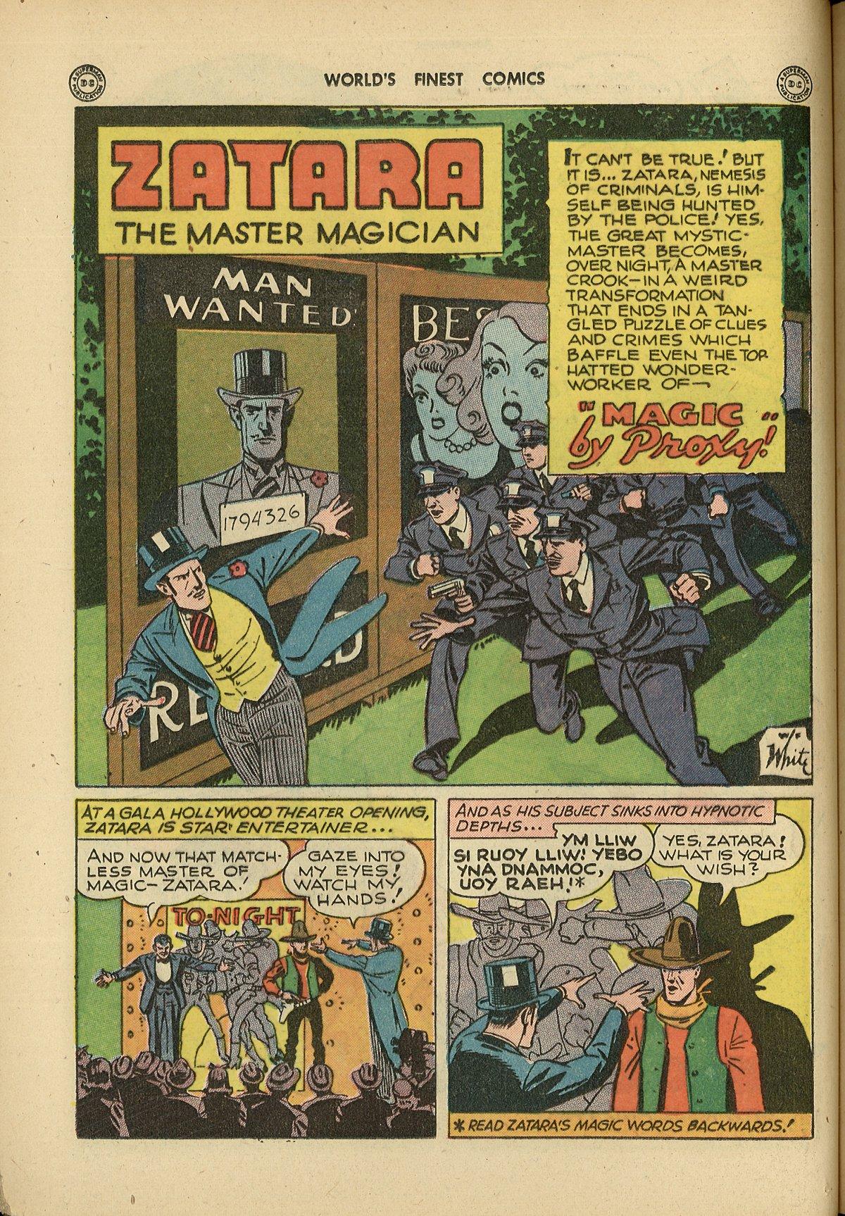 Read online World's Finest Comics comic -  Issue #26 - 16