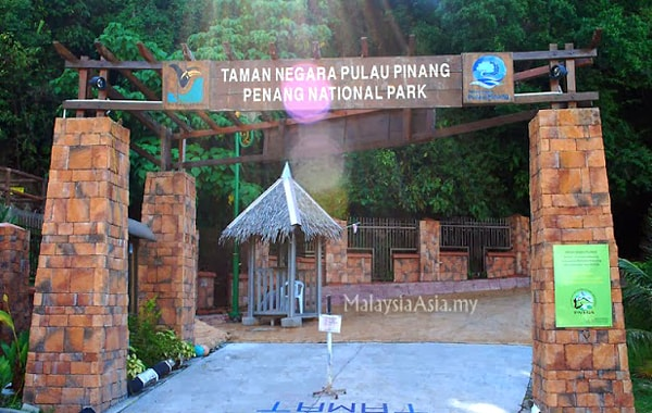 National Park in Penang Island
