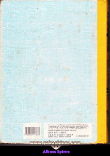 Album Spirou, numéro 180