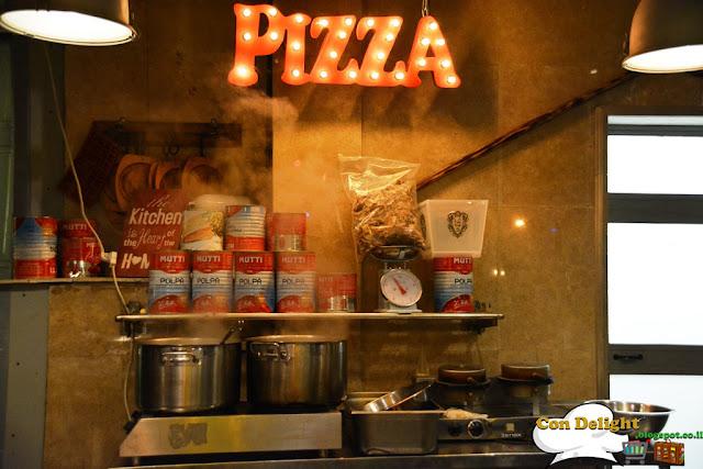 Socca market Italy מטבח איטלקי סוקה מרקט