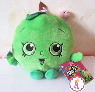Плюшевое Яблочко Фло Shopkins Apple Blossom soft toy