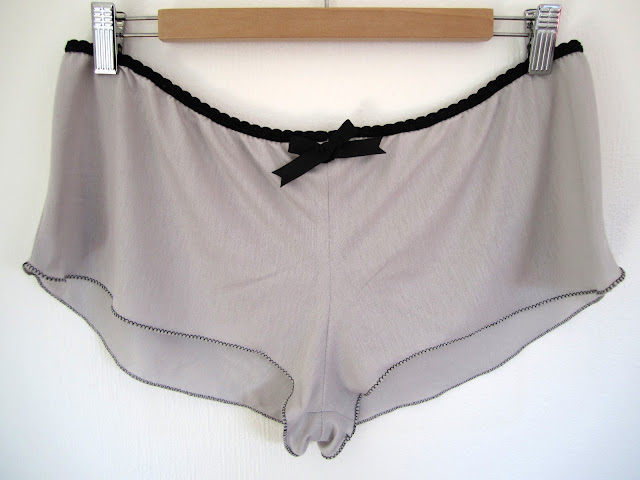 French Knickers in Tencil Knit Jersey
